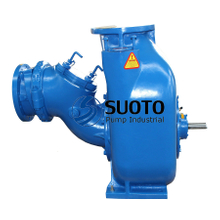 T-10 Self-priming Trash Pump